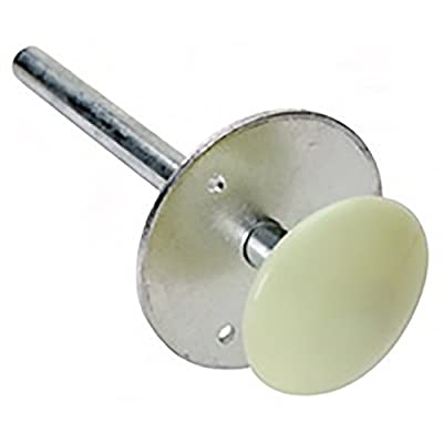 INSIDE RELEASE - Push - Safety Glow - for 4in thick door