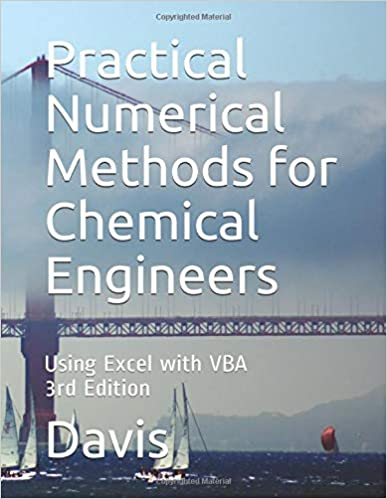 Amazon com: Practical Numerical Methods for Chemical Engineers