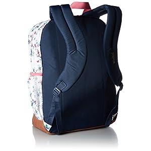 JanSport Women's Cool Student Multi White Floral Haze Backpack