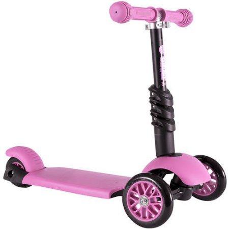 Yvolution 3-in-1 Y Glider, Pink 4L