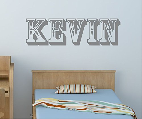Boys Nursery Personalized Custom Name Vinyl Wall Art Decal Sticker 28