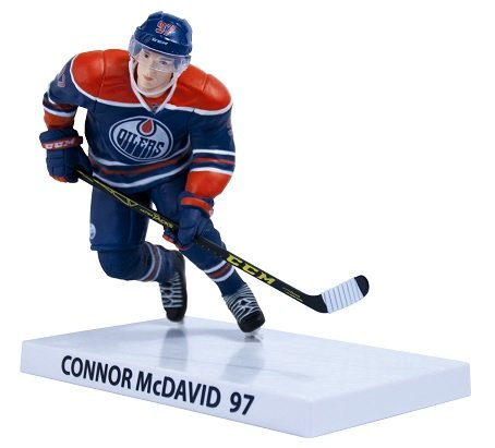 "Connor McDavid Edmonton Oilers 2015-16 NHL 6"" Figure Imports Dragon Wave 3"