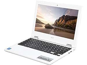 "Acer NX.G85AA.003 Chromebook 11.6"" denim white CB3-131-C3KD Intel Celeron, 2GB, 16GB SSD"