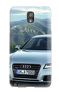 Galaxy Note 3 Case Bumper Tpu Skin Cover For Audi A7 13 Accessories