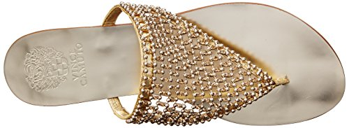 Camuto Mombo Sandal Dress Vince Gold Cleopatra Women's Twdq0F