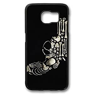 For Case HTC One M8 Cover , Iphone4/4S Case, Skull Gun Custom Protect Slim Fit Hard PC Black For Case HTC One M8 Cover ONLY