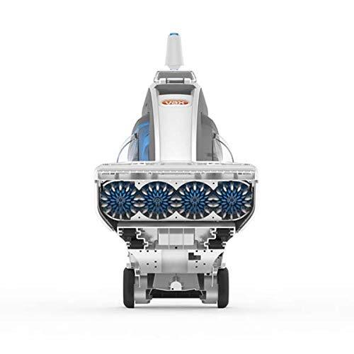 HF85 FM C ME مكنسة كهربائية عمودية بالبخار للأرضيات الصلبة من هوفر
