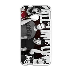 Malcolm All Time Low Cell Phone Case for HTC One M7