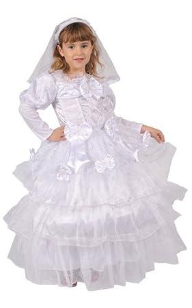 Dress up America Vestido de novia Pequeño Príncipesa Exquisite