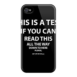 Cute High Quality HTC One M7 Test Iphone Cases
