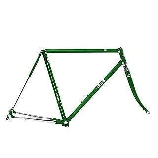 Cinelli Men's Supercorsa Bicycle Frame Set, 54cm/One Size, Jaguar Green (B078W7VHNF) | Amazon price tracker / tracking, Amazon price history charts, Amazon price watches, Amazon price drop alerts