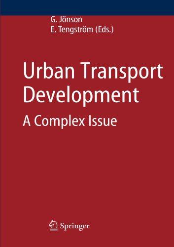 Urban Transport Development: A Complex Issue