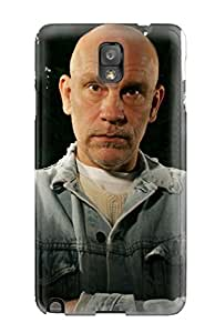 7701541K59295353 New Premium Flip Case Cover John Malkovich Skin Case For Galaxy Note 3