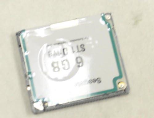 Seagate MICRODRIVE 6GB ST1 MODEL ST660211CF Compact Flash Hard Drive
