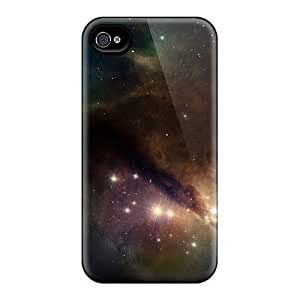 Awesome Cases Covers/Ipod Touch 4 Defender Cases Covers(space Art)