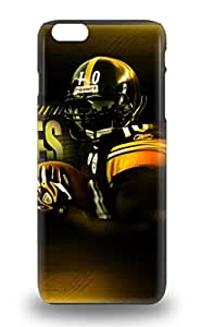 Protective NFL Pittsburgh Steelers Santonio Holmes #10 Phone 3D PC Soft Case Cover For Iphone 6 Plus ( Custom Picture iPhone 6, iPhone 6 PLUS, iPhone 5, iPhone 5S, iPhone 5C, iPhone 4, iPhone 4S,Galaxy S6,Galaxy S5,Galaxy S4,Galaxy S3,Note 3,iPad Mini-Mini 2,iPad Air )