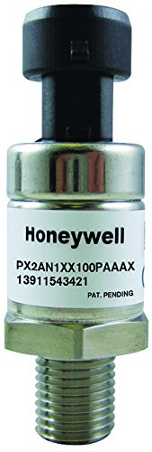 Honeywell Pressure Sensors - Pressure Sensor, Heavy Duty, 150 psi, Voltage, Absolute, 5 V, 1/8