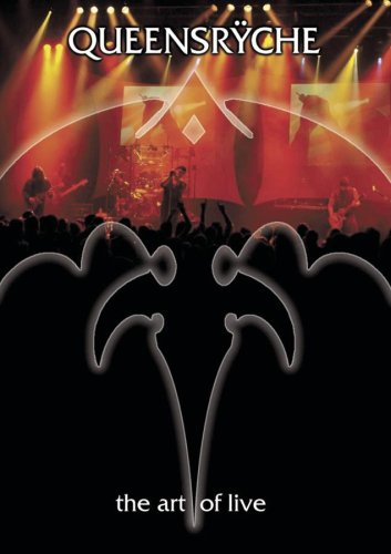 Queensryche: The Art of Live by Sanctuary Records