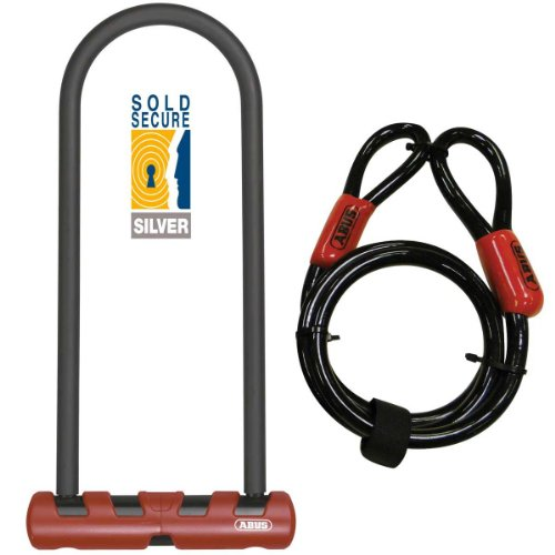 ABUS Ultimate 420 U-Lock + Cobra Cable: 230mm (9