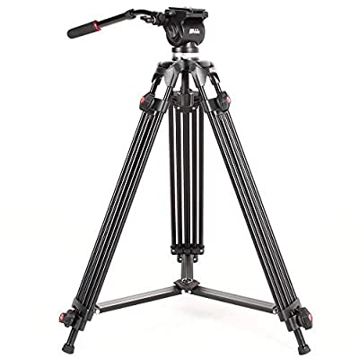 Professional Video Tripods, Heavy Duty Tripod for Camera DSL ¡