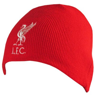 Liverpool Beanie Hat -red