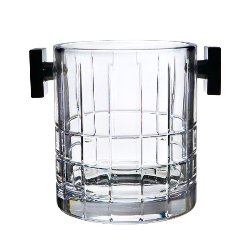 Orrefors Street Ice Bucket-Clear by Orrefors