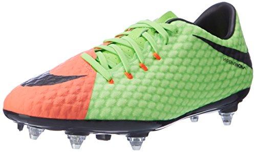 Chaussures Football Hypervenom hyper volt Green Homme elctrc Black Nike Phelon Orange Iii De Vert Sg Pour pUIFdqI