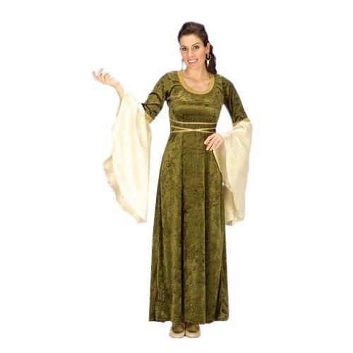 rol en vivo disfraz de elfa vestido medieval para mujeres 4446 amazones juguetes y juegos