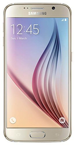 Samsung Galaxy S6 G920v 32GB Verizon (CDMA) No-Contract Smartphone - Gold Platinum - Smartphone Contract