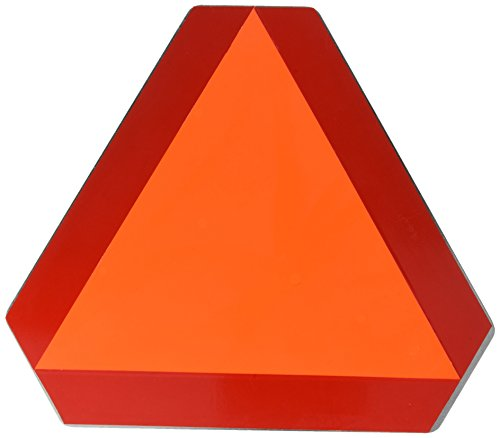SMB AP103 Metal Slow Moving Vehicle Sign by SMB