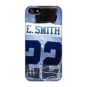 Shock Absorbent Hard Cell-phone Case For Iphone 5/5s (qoZ2169uZkU) Custom Fashion Dallas Cowboys Skin