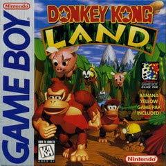 Donkey Kong Land (Renewed) - Donkey Kong Game Boy Land