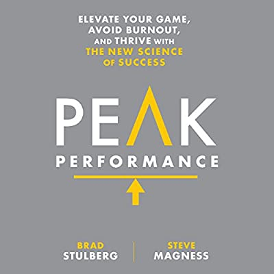 by Brad Stulberg (Author), Steve Magness (Author), Christopher Lane (Narrator), Brilliance Audio (Publisher) (114)  Buy new: $23.99$20.95