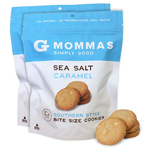 Sea Salt Caramel Cookies 5.0 oz (2 Pack)