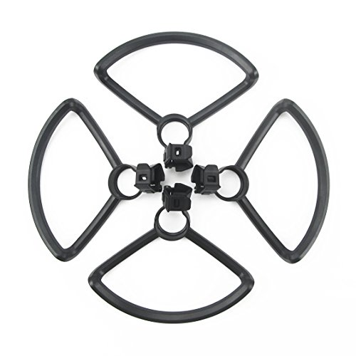Anbee Spare Parts - 4pcs Propeller Guards Props Protector Compatible with DJI Spark - Guards Spark