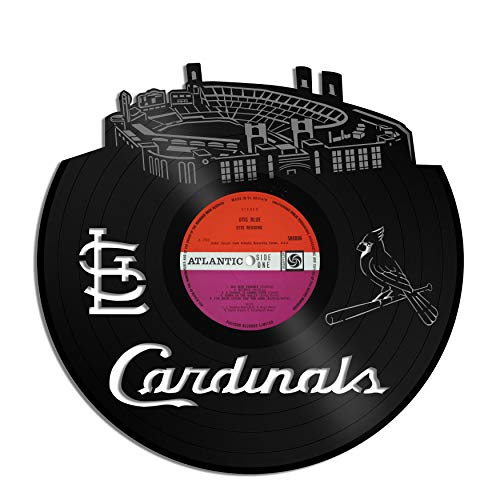 VinylShopUS - Cardinals Baseball Team Vinyl Wall Art with Out Framed Sports Lovers Unique Gift | Home Room