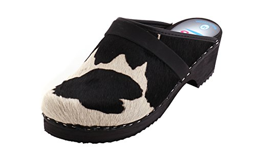 Inscription Tres Schwedenclogs Personnaliseable Original Vache BXPFxtqww