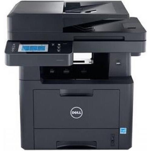 Multifunction Desktop Copiers (Dell B2375DNF Laser Multifunction Printer - Monochrome - Plain Paper Print - Desktop - Copier/Printer/Scanner - 40 ppm Mono Print - 600 x 600 dpi Print - Touchscreen - Automatic Duplex Print - Gigabit Ethernet - USB 0X02P (DELL0X02P ))