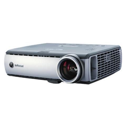 InFocus LP600 Business DLP Video Projector (Infocus Data Projector)