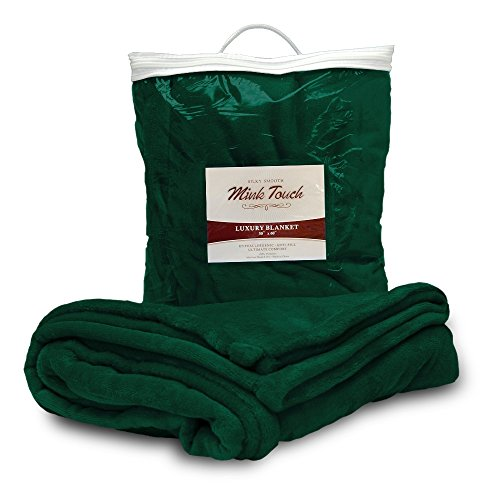 Cloud Mink Touch Throw Blanket