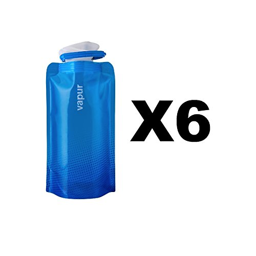 Vapur 0.5 Litres Anti-Bottle (blue) - 4