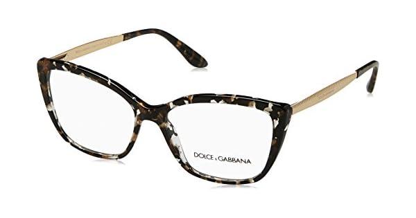 Amazon.com: Dolce & Gabbana dg3280 Monturas de anteojos 911 ...