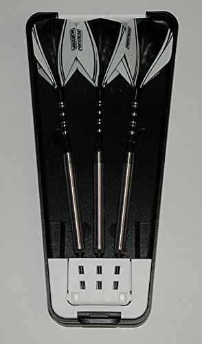 US Darts - Xtreme Skin Rippers 28 Grams, No-Bounce, Moveable Point Darts, 90% Tungsten Darts - with Upgrade Kit