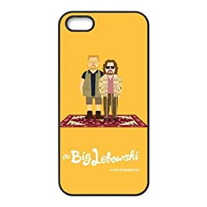 iPhone 5 5s Black Cell Phone Case The Big Lebowski TGKG596000
