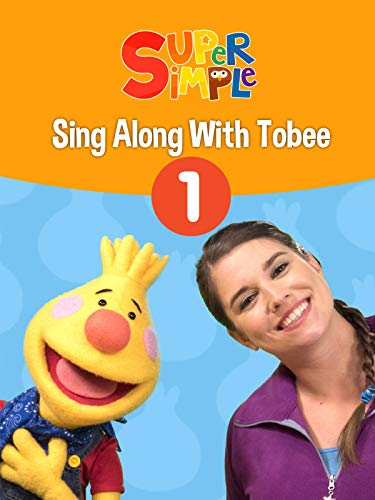 Sing Along With Tobee 1 - Super Simple (Live Laugh Love Learn)