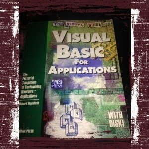 The Visual Guide to Visual Basic for Applications: The Pictorial Companion to Customizing Windows Applications/Book and Disk (The Ventana Press Visual Guide Series)