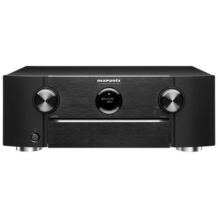 Marantz SR-6011 AV Audio & Video Component Receiver, Black