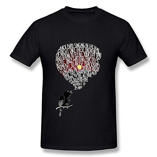 The Beatles USA 2000 Tour Adult T-shirt ()