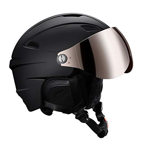 Ski Helmet Men Women Snow Sports Helmet Snowboard Helmet with