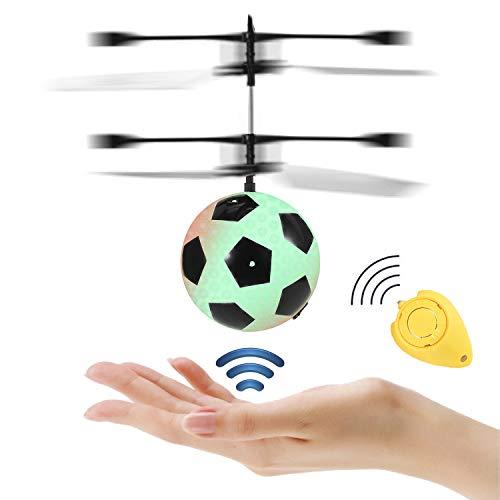 Etpark RC Flying Ball, Crystal Flashing LED Light